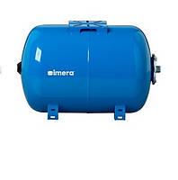 Гидроаккумуляторы горизонтальные  для холодной воды  IIKOE11B01EA1  AO 50  IMERA, ( Италия )