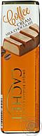Шоколадний батон Unique Belgian Chocolate CACHET Coffee Cream Milk Chocolate з кавовим кремом, 70 г, фото 1