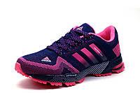 Кроссовки Adidas Marathon TR 21, женские/подросток, синие, фото 1
