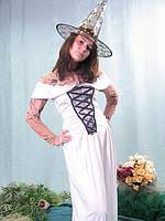 Взрослый карнавальный костюм - монстрэла на Helloween а