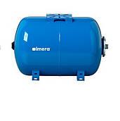 Гидроаккумуляторы горизонтальные  для холодной воды  IIMOE11BO1EA1  AO 80  IMERA, ( Италия )