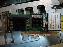 Контролер LSI LOGIC PCBX520-A2 SCSI 320-1 U320 64MB PCI-X з батарейкою