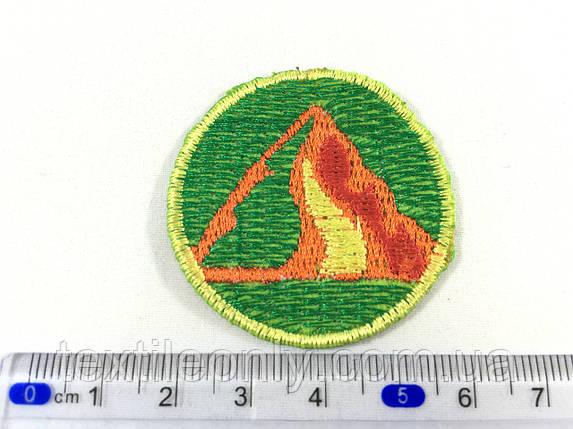 Нашивка Емблема гора mountain, фото 2
