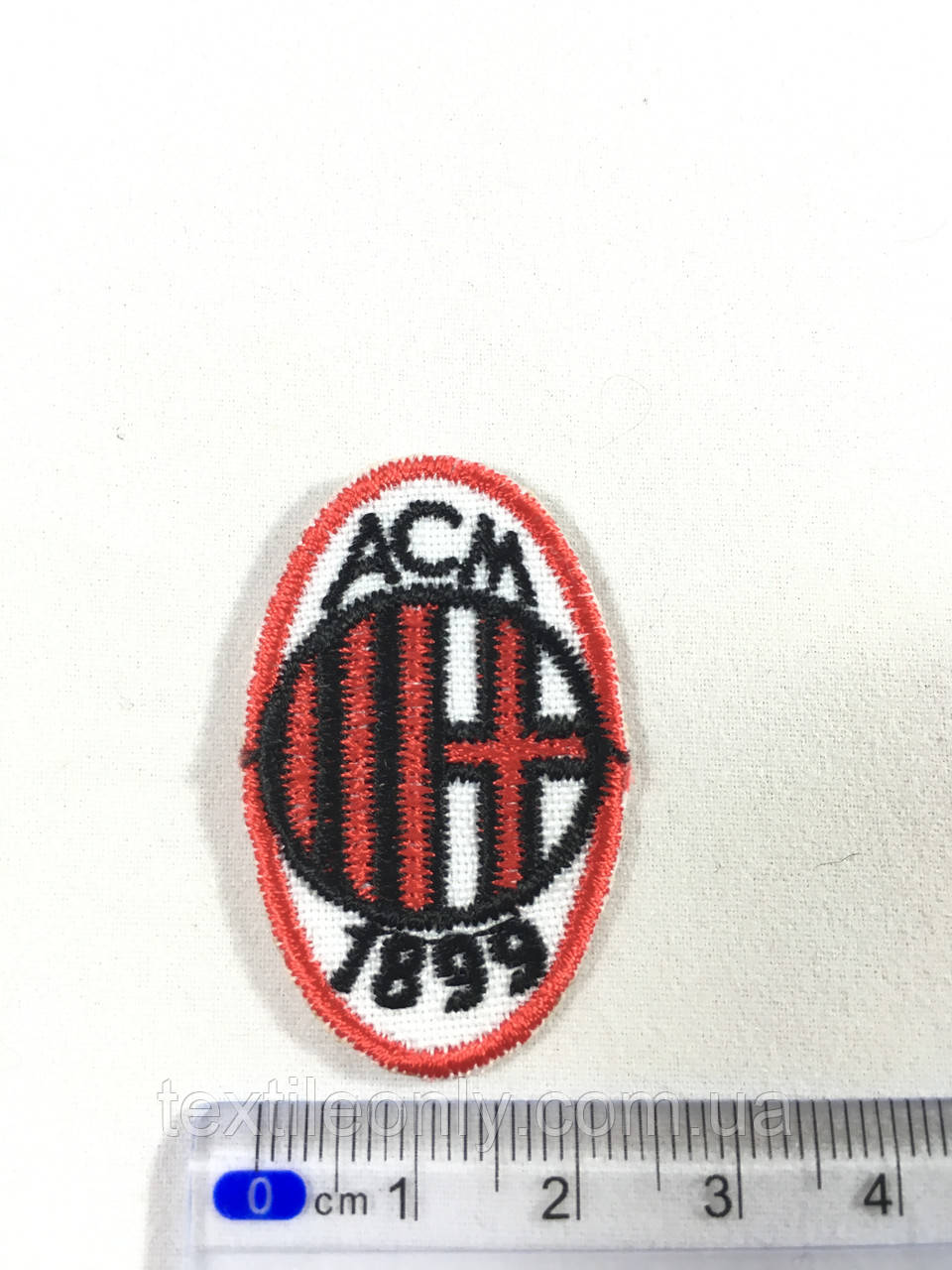 Нашивка FC Milan (FCM)