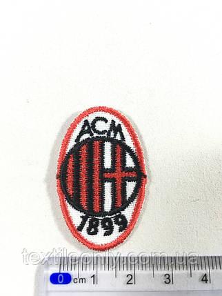 Нашивка FC Milan (FCM), фото 2