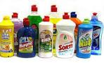 Засоби для миття посуду і прибирання кухні