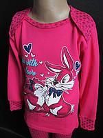 Детские пижамы из плотного трикотажа, фото 1