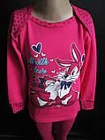 Детские пижамы из плотного трикотажа, фото 2
