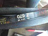 Приводной ремень Z(0) 670 Excellent, фото 4