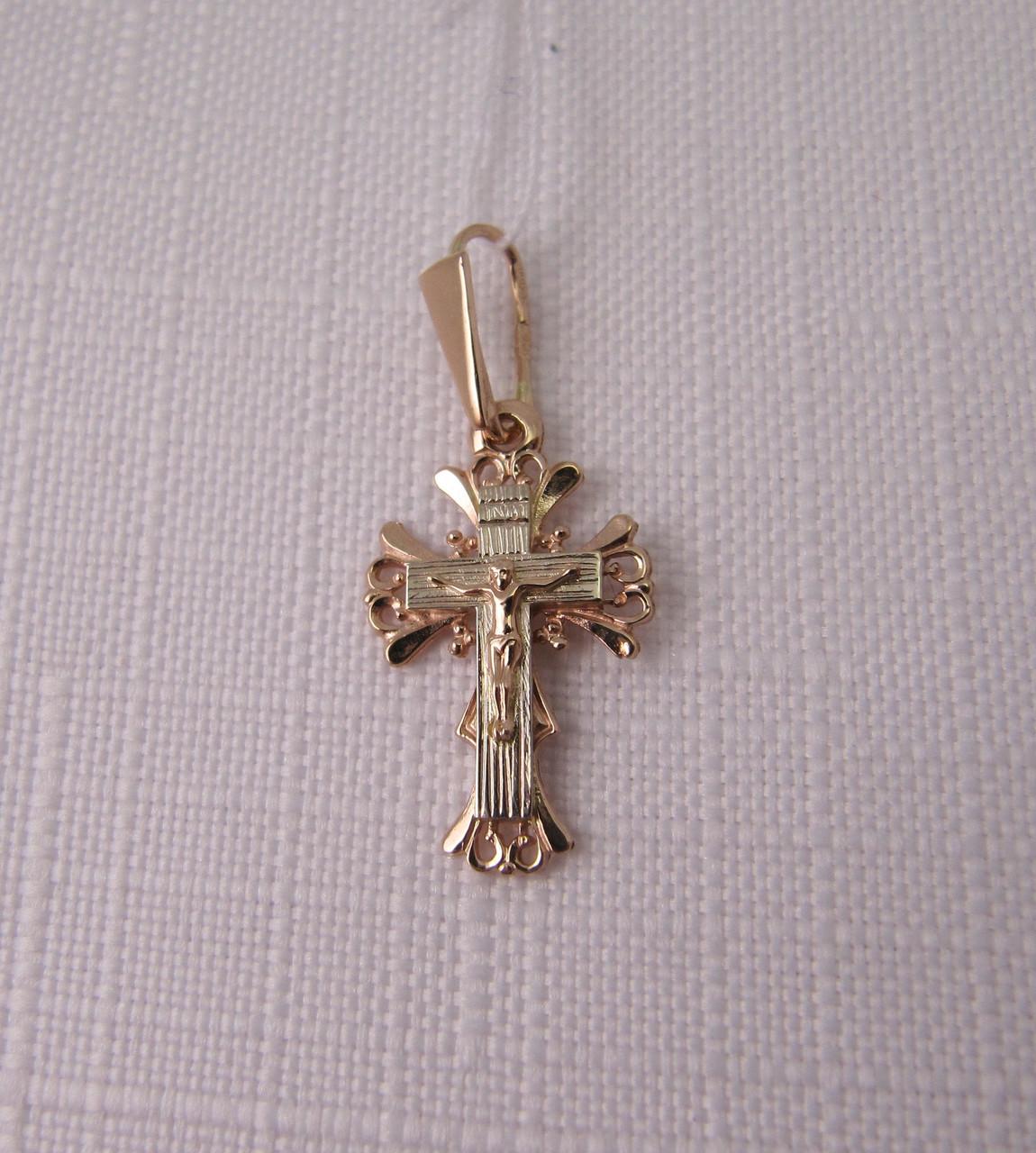 Золотой Крестик (ДКР55)