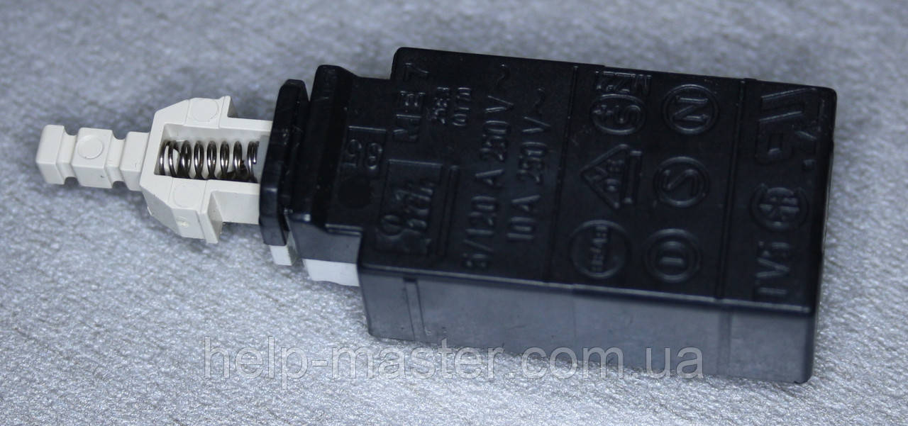 Кнопка для телевізора LG 4 pin