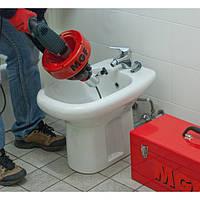 Услуги ручной прочистки канализационых труб и стоков