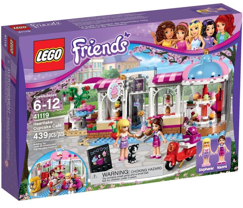 LEGO 41119 Frriends - Кондитерська (Лего Френдс Кондитерская)