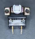 Кнопка для телевізора KDC-A04 (SW012A) Vestel,Sokol,4pin, фото 3