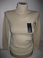 Женские свитерки гольфы водолазки р 42 - 48
