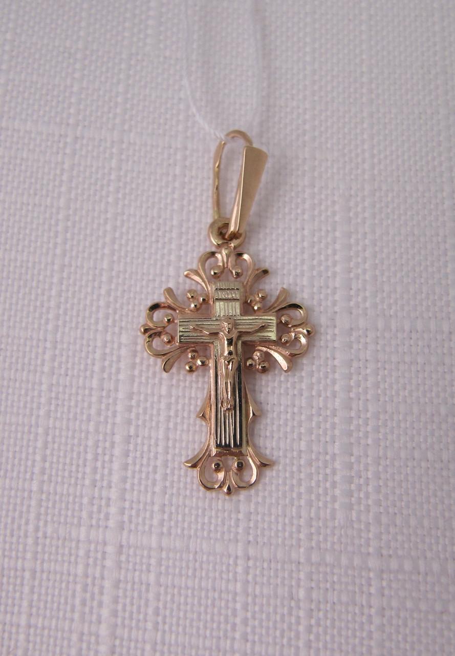 Золотой Крестик (ДКР56), фото 1