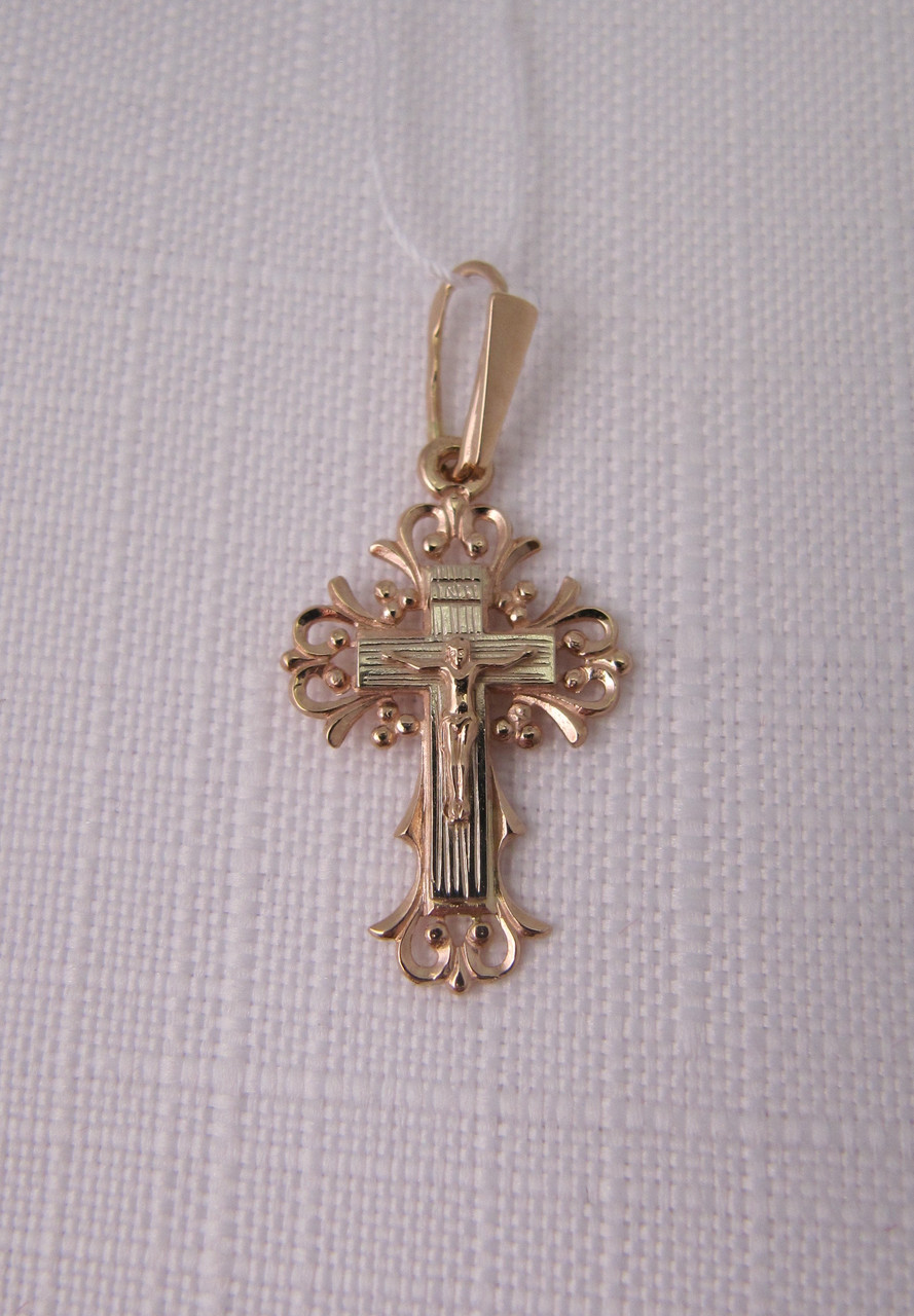 Золотой Крестик (ДКР56)