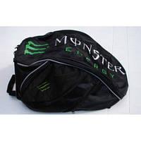 Рюкзак Monster Energy (покрой под шлем)
