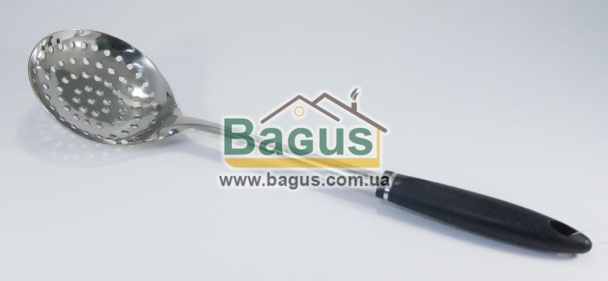 Шумовка из нержавеющей стали 35см с бакелитовой ручкой Empire (EM-3424)