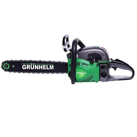 Бензопила Grunhelm GS58-18/2 Professional, фото 2
