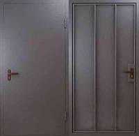 Двери входные Технические САД (лист 1мм)