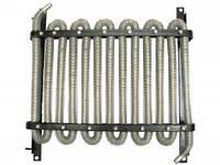 Радиатор масляный МТЗ-80,82 (змейка) алюминевый  70У-1405010.