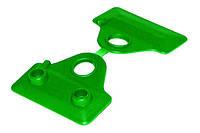 Клипса полимерная CLIPS RETE 50 зеленая