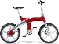 """Электровелосипед гибридный Mando Footloose IM G2 RED 20"""" (красный)"""