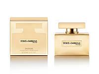 Женская туалетная вода Dolce&Gabbana The One Gold (Дольче Габбана Зе Ван Голд)