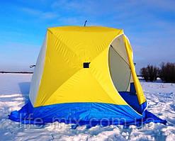 Палатка рыболовная зимняя Стэк КУБ 2