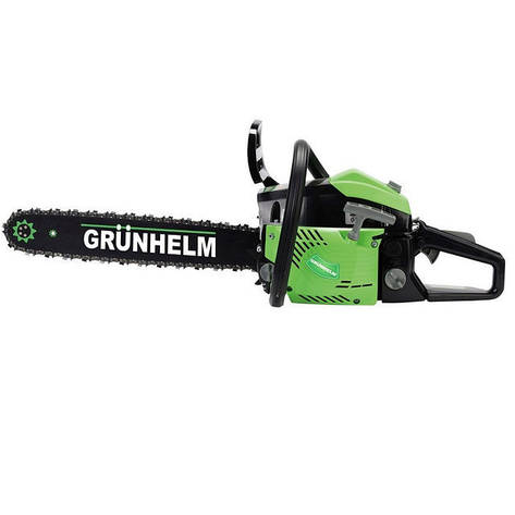 Бензопила Grunhelm GS52-18 Professional, фото 2