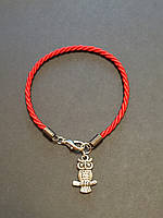 """Браслет с талисманом """"Сова"""" - символ мудрости...."""