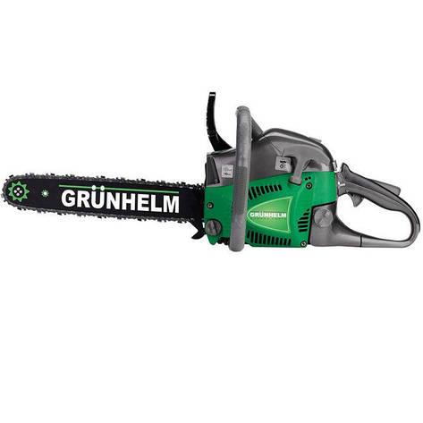 Бензопила Grunhelm GS41-16 Professional, фото 2