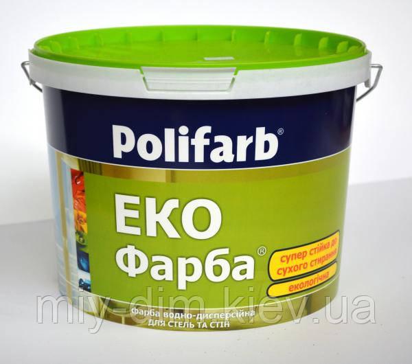 Екофарба 20кг Polifarb
