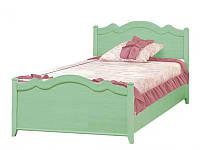 Кровать 1-сп Селина ольха зеленая (Світ Меблів TM)