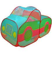 Детские палатки и корзины для игрушек