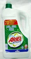 Гель для стирки ARIEL Actilift 4.9 л.70 стирок для белого белья