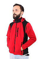Куртка-кофта из флиса Silent Hunter SH112RED