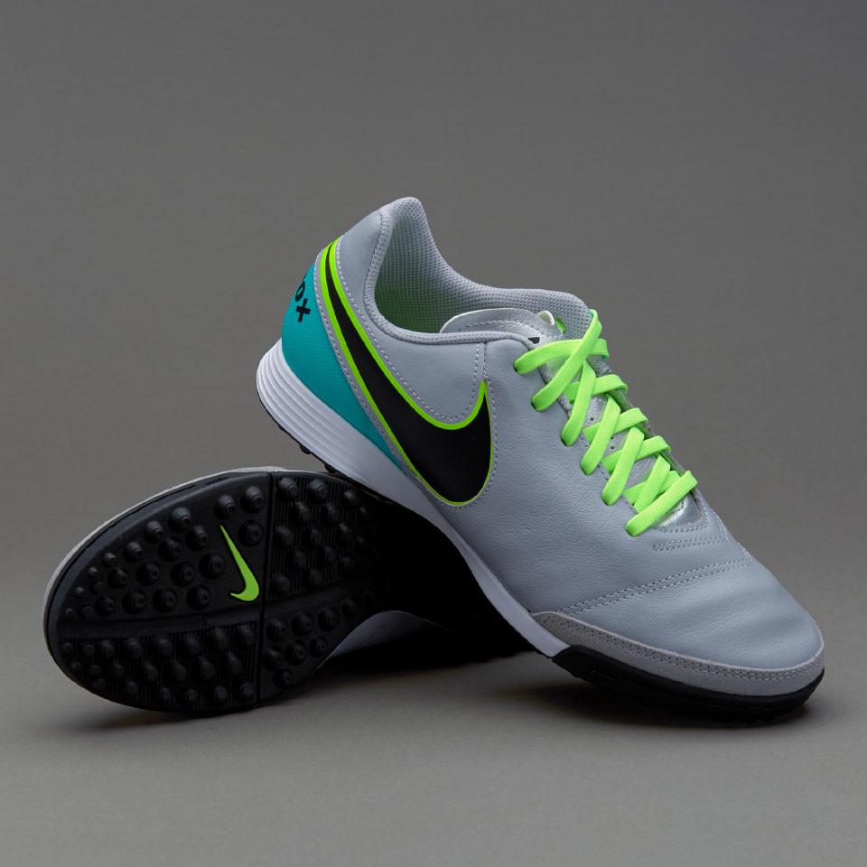 Сороконожки Nike Tiempo Genio Leather II TF 819216-003 Найк Темпо (Оригинал)