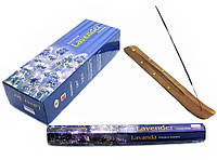 "Благовония Darshan Lavender ""Лаванда"" шестигранник"