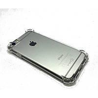 Чехол на Айфон 6/6s WXD Противоударный ТПУ Прозрачный