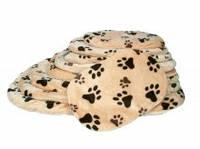 """Лежак - подушка """"Джой"""" для собак,  115х72см, бежевый"""