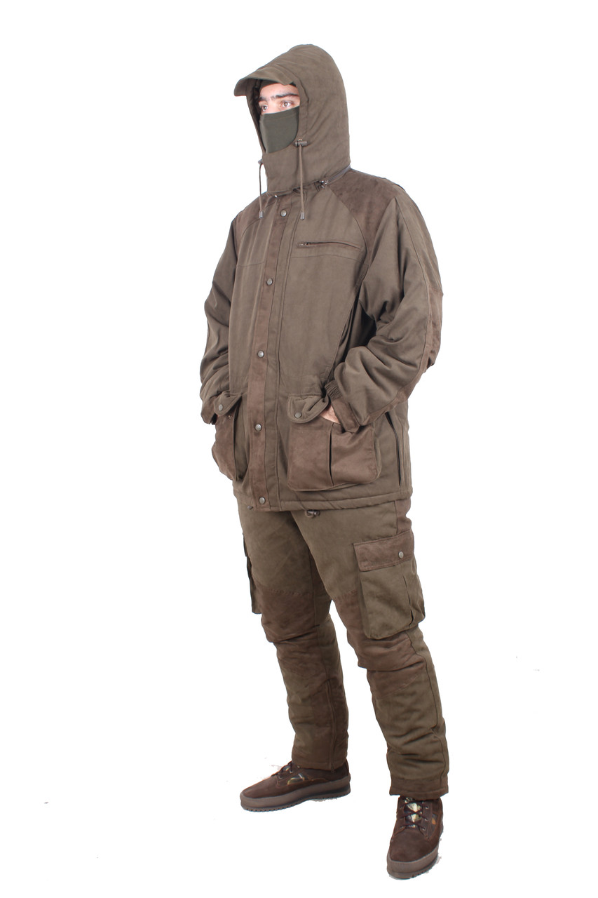 152c04561 Костюм фирменный на зиму Silent Hunter DANIEL - «Вулкан» товары для рыбалки,  охоты