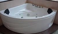 Ванна гидромассажная Appollo AT-1515 (154х154х69 см) с пневмокнопкой