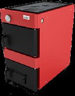 Твердотопливный котел Marten Base MB-17V 17 кВт с варочной поверхностью