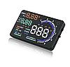 Индикатор на лобовом стекле HUD A8, OBD 2