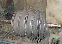 Восстановление деталей ротора