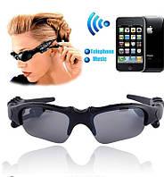 Беспроводные Стерео Bluetooth очки-гарнитура желтые линзы, очки-Наушники mp3 Солнцезащитные Очки для езды