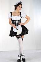 Горничная - взрослый карнавальный костюм