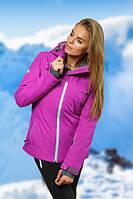 Куртка Freever женская  фиолетовая 6302